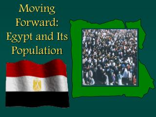 Moving Forward:  Egypt and Its Population