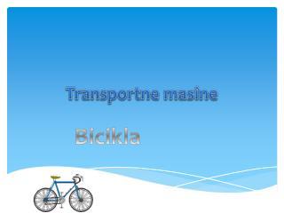 Transportne masine