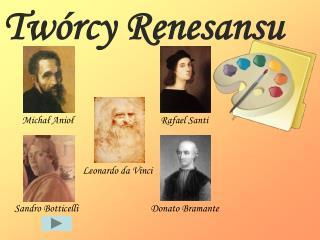 Twórcy Renesansu
