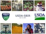 USDA-SBIR