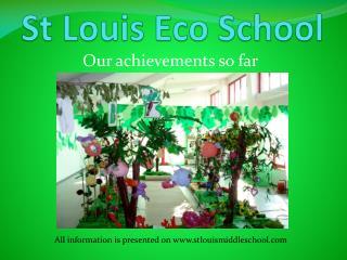 St Louis Eco School