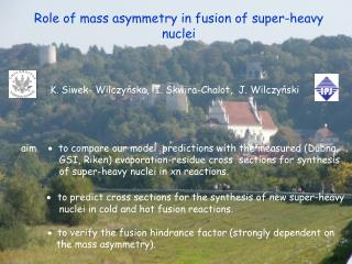 Role of mass asymmetry in fusion of super-heavy nuclei