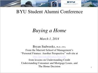 BYU Student Alumni Conference