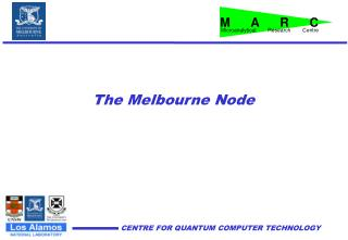 The Melbourne Node