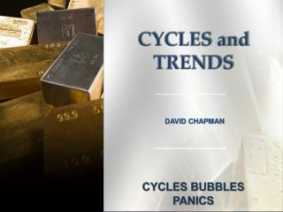 CYCLES and TRENDS