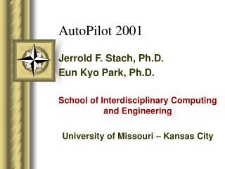AutoPilot 2001