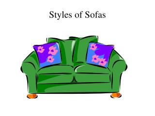 Styles of Sofas