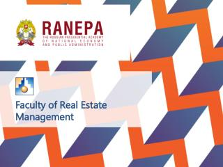 Faculty of Real Estate Management