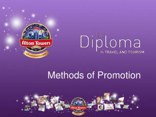 Methods of Promotion
