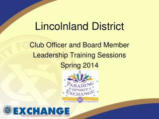 Lincolnland District