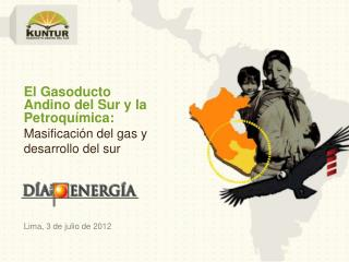 El Gasoducto Andino del Sur y la Petroquímica: Masificación del gas y desarrollo del sur