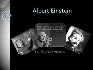 Ppt Albert Einstein Powerpoint Presentation Id 4110194