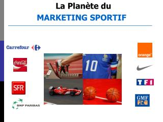 La Planète du MARKETING SPORTIF