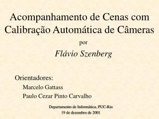 por Flávio Szenberg