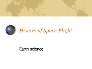 History of Space Flight