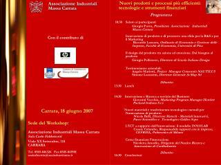 Associazione Industriali Massa Carrara