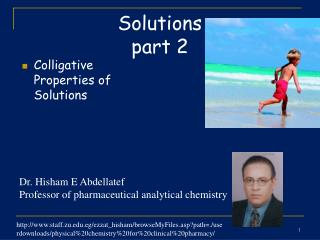 Solutions part 2