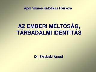 Apor Vilmos Katolikus Főiskola