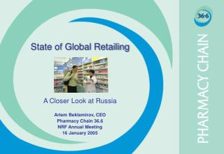 State of Global Retailing