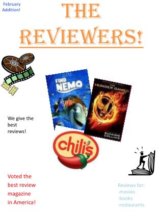 THE  REVIEWERS!