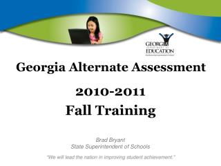 Georgia Alternate Assessment