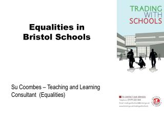 Su Coombes – Teaching and Learning Consultant  (Equalities)