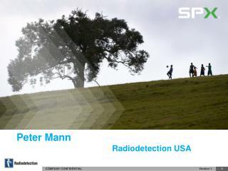 Peter Mann