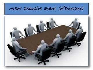 AIRN Executive Board (of Directors)