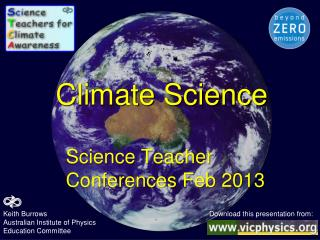 Climate Science
