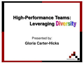 High-Performance Teams: Leveraging