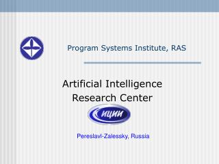 Artificial Intelligence  Research Center