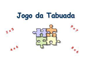 Jogo da Tabuada