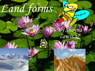 Land forms