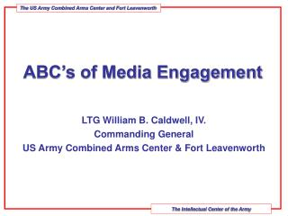 ABC's of Media Engagement