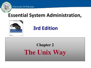 Essential System Administration,  3rd Edition