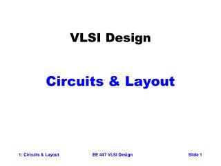 Ppt Cmos Logic Gates Design And Layout Cmos Ic Design Flow