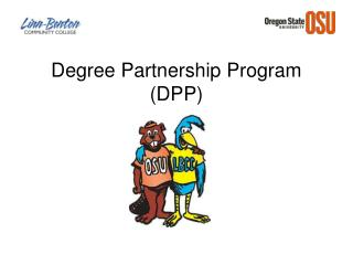 Degree Partnership Program (DPP)