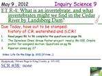 May 9 , 2012               Inquiry Science 9