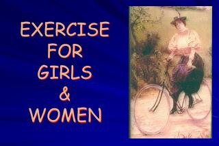 EXERCISE FOR GIRLS     &   WOMEN