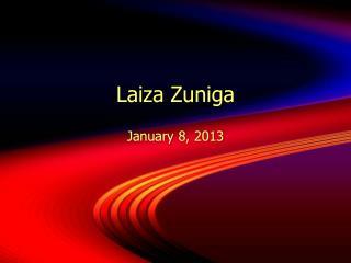 Laiza Zuniga