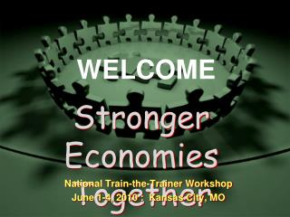Stronger Economies Together