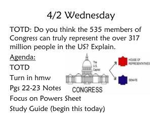4/2 Wednesday