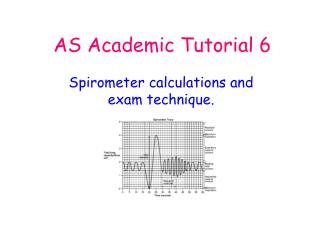 AS Academic Tutorial 6