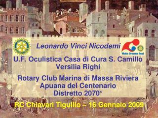 RC Chiavari Tigullio – 16 Gennaio 2009