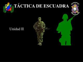 TÁCTICA DE ESCUADRA