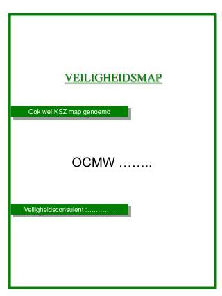 OCMW ……..