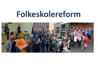 Folkeskolereform