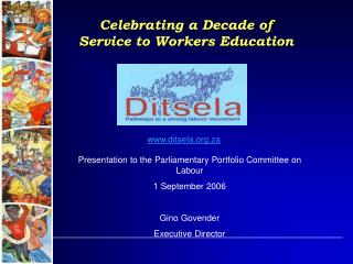 Celebrating a Decade of Service to Workers Education