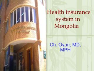 Health insurance   system in Mongolia
