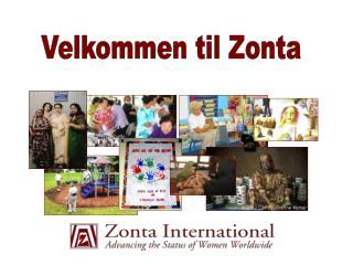 Velkommen til Zonta